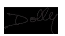 Dolly handtekening